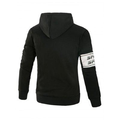 Fashion Leisure Zipper Long Sleeves Coat for MenMens Hoodies &amp; Sweatshirts<br>Fashion Leisure Zipper Long Sleeves Coat for Men<br><br>Material: Cotton, Polyester<br>Package Contents: 1 x Coat<br>Package size: 40.00 x 30.00 x 4.00 cm / 15.75 x 11.81 x 1.57 inches<br>Package weight: 0.6400 kg<br>Product weight: 0.6000 kg