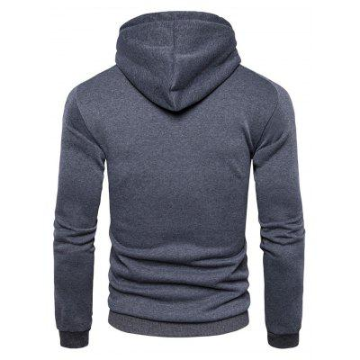 AOWOFS Casual Leopard Printing Hooded SweatshirtMens Hoodies &amp; Sweatshirts<br>AOWOFS Casual Leopard Printing Hooded Sweatshirt<br><br>Brand: AOWOFS<br>Material: Cotton, Polyester<br>Package Contents: 1 x Sweatshirt<br>Package size: 30.00 x 35.00 x 2.00 cm / 11.81 x 13.78 x 0.79 inches<br>Package weight: 0.4200 kg<br>Product weight: 0.4000 kg