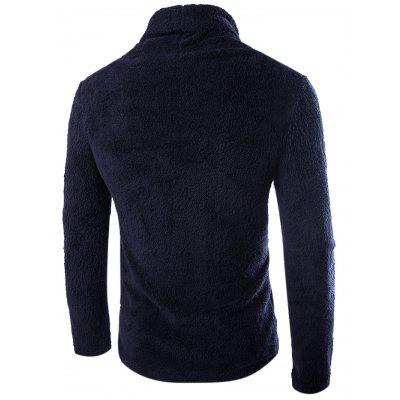 Autumn Winter Pure Color Turtleneck Thicken SweaterMens Sweaters &amp; Cardigans<br>Autumn Winter Pure Color Turtleneck Thicken Sweater<br><br>Material: Polyester<br>Package Contents: 1 x Sweater<br>Package size: 32.00 x 40.00 x 2.00 cm / 12.6 x 15.75 x 0.79 inches<br>Package weight: 0.2400 kg<br>Product weight: 0.2200 kg