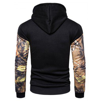 AOWOFS Male Casual Long Sleeve Printing SweatshirtMens Hoodies &amp; Sweatshirts<br>AOWOFS Male Casual Long Sleeve Printing Sweatshirt<br><br>Brand: AOWOFS<br>Material: Cotton, Polyester<br>Package Contents: 1 x Sweatshirt<br>Package size: 30.00 x 35.00 x 2.00 cm / 11.81 x 13.78 x 0.79 inches<br>Package weight: 0.4200 kg<br>Product weight: 0.4000 kg