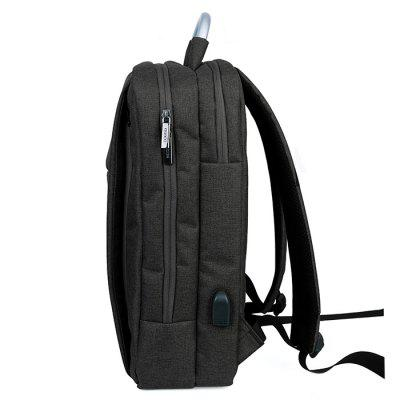 Osoce S10 Water Proof 15 inch Computer BackpackLaptop Bags<br>Osoce S10 Water Proof 15 inch Computer Backpack<br><br>Backpack Capacity: 10~20L<br>Brand: Osoce<br>Capacity: 20L<br>Features: Laptop Bag<br>For: Work<br>Gender: Unisex<br>Package Contents: 1 x Osoce Backpack<br>Package size (L x W x H): 31.00 x 14.00 x 44.00 cm / 12.2 x 5.51 x 17.32 inches<br>Package weight: 0.8500 kg<br>Product size (L x W x H): 29.00 x 12.00 x 42.00 cm / 11.42 x 4.72 x 16.54 inches<br>Product weight: 0.8400 kg<br>Strap Length: 42 - 87cm<br>Style: Business<br>Type: Backpack