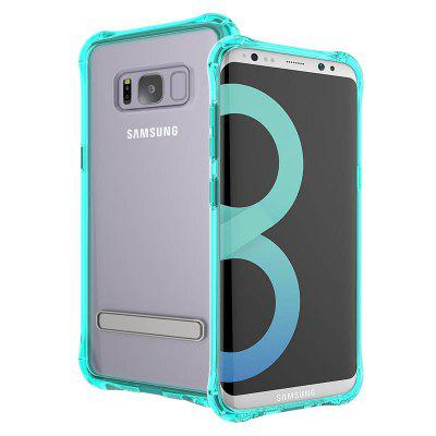 Ultra-thin Stand Case for Samsung Galaxy S8 new 3u ultra short computer case 380mm large panel big power supply ultra short 3u computer case server computer case