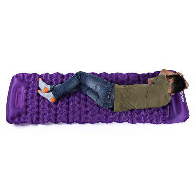 NatureHike Portable Inflating Cushion Sleeping Pad with PillowHammock and Sleeping Bags<br>NatureHike Portable Inflating Cushion Sleeping Pad with Pillow<br><br>Best Use: Backpacking,Camping,Casual,Noon break,Travel<br>Brand: NatureHike<br>Features: Comfortable, Durable, Easy to Carry, Inflatable, Ultralight<br>Package Contents: 1 x NatureHike Inflatable Cushion, 1 x Storage Bag, 2 x Sticker, 1 x Glue<br>Package Dimension: 28.50 x 11.50 x 11.50 cm / 11.22 x 4.53 x 4.53 inches<br>Package weight: 0.6780 kg<br>Product Dimension: 185.00 x 60.00 x 6.00 cm / 72.83 x 23.62 x 2.36 inches<br>Product weight: 0.5350 kg<br>Suitable for: 1 Person<br>Type: Pad