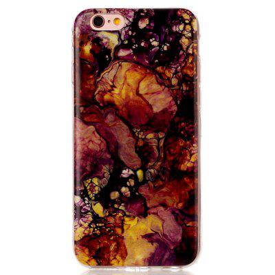 Mixed Color Marble  Pattern Phone Cover Case for iPhone 6 / 6S
