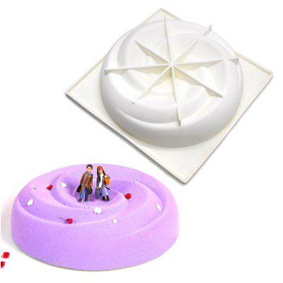 AK Spiral Pattern Cake Making Mold
