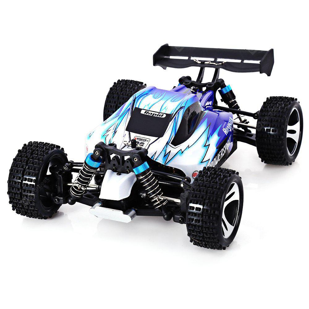 WLtoys A959 1:18 2.4GHz RC Off-road Racing Car - RTR