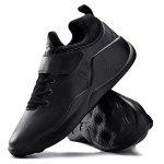 Male Stylish Warm Street Running Casual Athletic Shoes - BLACK