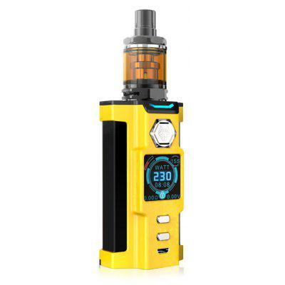 Original Sigelei Snowwolf Vfeng 230W TC Box Mod Kit