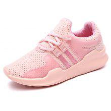 Women Breathable Casual Flat Soles Skateboarding Shoes