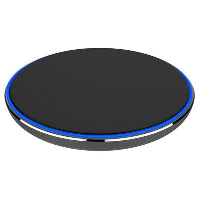 Glitz - 3 Qi Standard Wireless Charger Fast Charge Slim Pad
