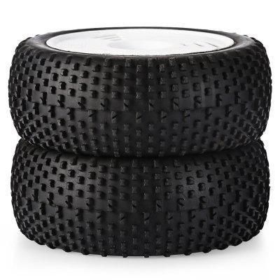 ZD Racing 8307 Universal Rubber Tire 2pcs / setRC Car Parts<br>ZD Racing 8307 Universal Rubber Tire 2pcs / set<br><br>Brand: ZD Racing<br>Package Contents: 2 x Tire<br>Package size (L x W x H): 24.00 x 22.00 x 10.00 cm / 9.45 x 8.66 x 3.94 inches<br>Package weight: 0.2270 kg<br>Product weight: 0.2000 kg<br>Type: Tire