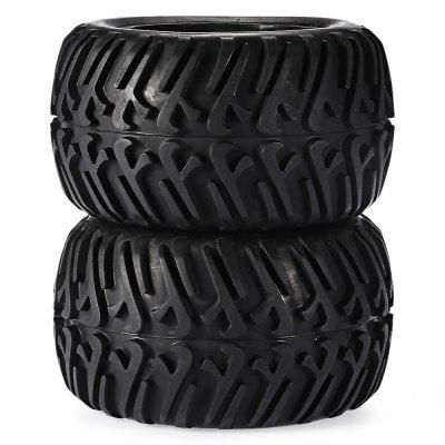 ZD Racing 8376 Universal Rubber Tire 2pcs / setRC Car Parts<br>ZD Racing 8376 Universal Rubber Tire 2pcs / set<br><br>Brand: ZD Racing<br>Package Contents: 2 x Tire<br>Package size (L x W x H): 24.50 x 30.00 x 7.50 cm / 9.65 x 11.81 x 2.95 inches<br>Package weight: 0.3890 kg<br>Product weight: 0.3500 kg<br>Type: Tire