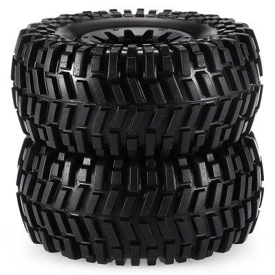 ZD Racing 8360 Universal Rubber Tire 2pcs / setRC Car Parts<br>ZD Racing 8360 Universal Rubber Tire 2pcs / set<br><br>Brand: ZD Racing<br>Package Contents: 2 x Tire<br>Package size (L x W x H): 25.00 x 32.00 x 6.00 cm / 9.84 x 12.6 x 2.36 inches<br>Package weight: 0.4280 kg<br>Product weight: 0.4000 kg<br>Type: Tire