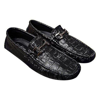 Male Casual British Flat Soft Slip On Leather ShoesCasual Shoes<br>Male Casual British Flat Soft Slip On Leather Shoes<br><br>Closure Type: Slip-On<br>Contents: 1 x Pair of Shoes<br>Function: Slip Resistant<br>Lining Material: Leather<br>Materials: PU, Rubber, Leather<br>Occasion: Tea Party, Office, Formal, Casual, Holiday, Daily, Dress<br>Outsole Material: Rubber<br>Package Size ( L x W x H ): 25.00 x 18.00 x 11.00 cm / 9.84 x 7.09 x 4.33 inches<br>Package Weights: 0.80kg<br>Pattern Type: Solid<br>Seasons: Autumn,Spring<br>Style: Modern, Leisure, Fashion, Comfortable, Casual, Business<br>Toe Shape: Round Toe<br>Type: Casual Leather Shoes<br>Upper Material: Leather