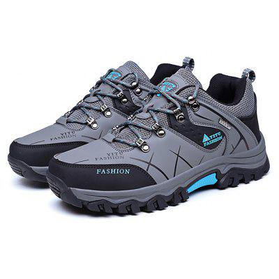 Masculino Soft Wearable Anti Slip Outdoor Hiking Sneakers