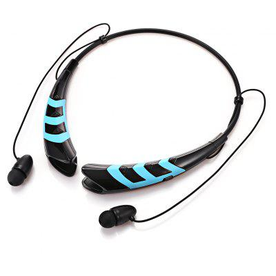 HBS - 760S Neckband Magnetic Bluetooth Sports Earbuds