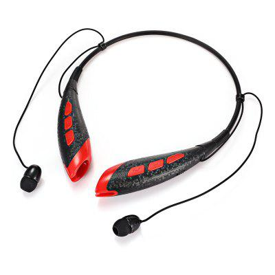 HBS - 560 Neckband Magnetic Bluetooth Sports Earbuds