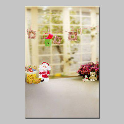 k - 5341 Virtual Christmas Children Photography Backdrop