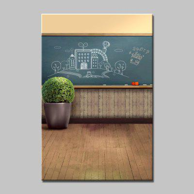 k - 5344 Graffiti + Blackboard Photography Background Cloth