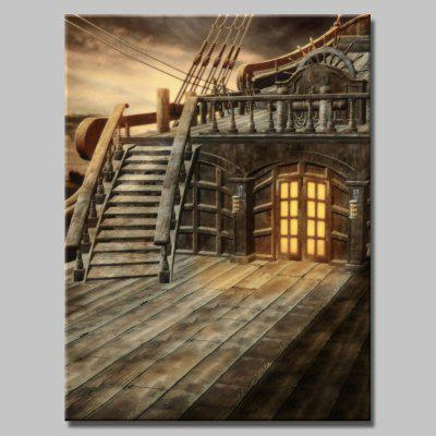 NM - 362 Vintage Steamer Photography Background Cloth