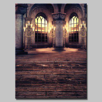 NM - 101 Retro Castle  Photography Background Cloth