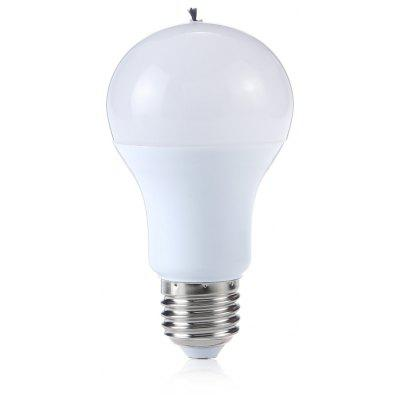 Buy WARM WHITE LIGHT A60 9W E27 850Lm 2700K LED Globe Bulb 220 240V for $7.92 in GearBest store