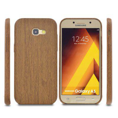 TPU Cover for Samsung Galaxy A5 2017Samsung A Series<br>TPU Cover for Samsung Galaxy A5 2017<br><br>Color: Brown<br>Compatible for Samsung: Galaxy A5<br>Features: Anti-knock, Back Cover, Dirt-resistant<br>For: Samsung Mobile Phone<br>Functions: Camera Hole Location<br>Material: TPU<br>Package Contents: 1 x Case<br>Package size (L x W x H): 16.00 x 9.00 x 2.00 cm / 6.3 x 3.54 x 0.79 inches<br>Package weight: 0.0450 kg<br>Product size (L x W x H): 15.00 x 8.00 x 1.00 cm / 5.91 x 3.15 x 0.39 inches<br>Product weight: 0.0250 kg<br>Style: Modern