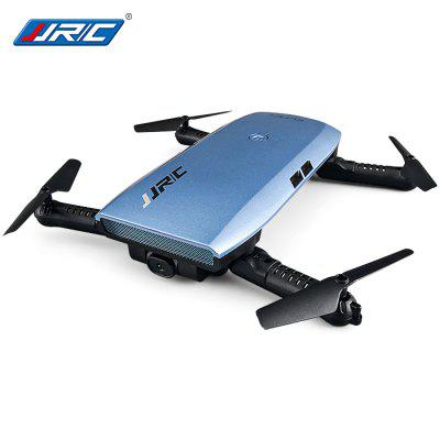 JJRC H47 ELFIE+ Foldable RC Pocket Selfie Drone - RTF in stock jjr c jjrc h47 elfie plus drone with camera 720p hd wifi fpv upgraded g sensor control foldable rc selfie quadcopter