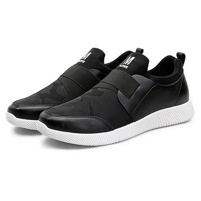 Masculino Respirável Soft Anti Slip Sports Athletic Shoes