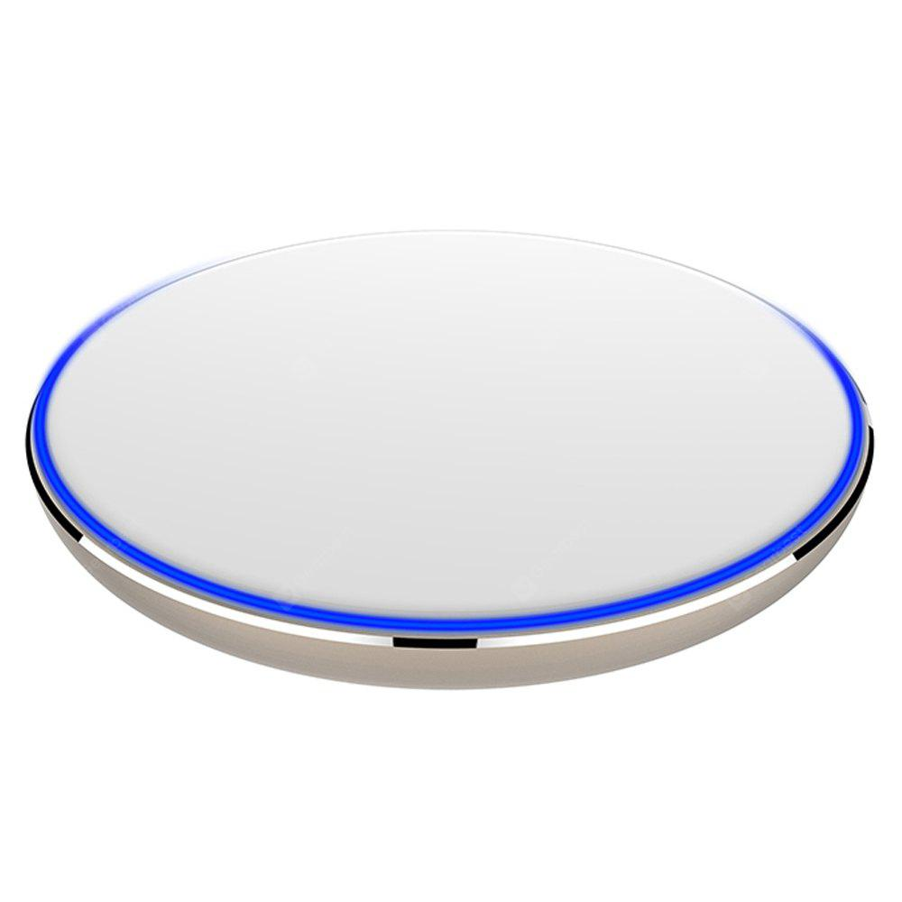 Glitz - 3 Qi Standard Wireless Charger Pad Quick Charge