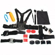 23PCS / Package AT435 Accessories for Action Sport Camera