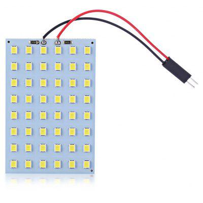 T10 48 SMD Panel de Bóveda de LED Interior de Coche
