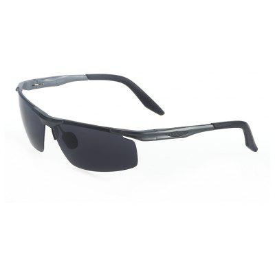 YiKang Y2333 Male Anti-UV Retro Polarized Cycling Glasses