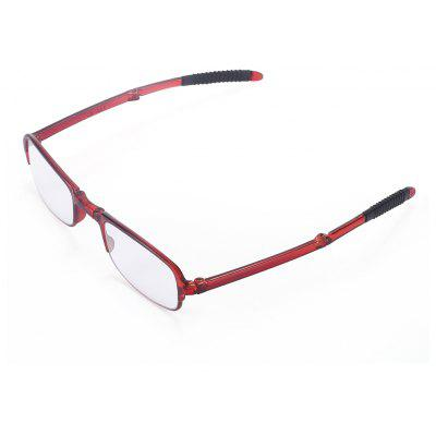 Ultralight Folding Presbyopic Reading Eyeglasses with TR Frame