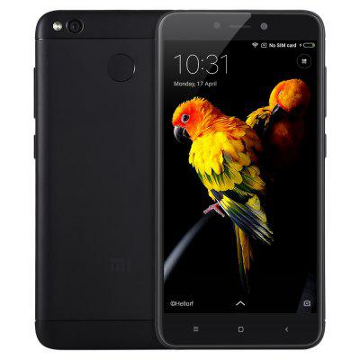 Xiaomi Redmi 4X 3GB RAM 4G Smartphone - GLOBAL VERSION BLACK