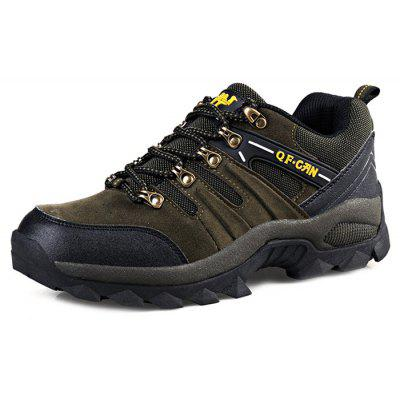 QIFENGCAMEL Masculino Outdoor Hiking Light Athletic Shoes