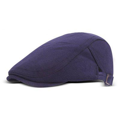 Adjustable Unisex Sunshade Beret Hat
