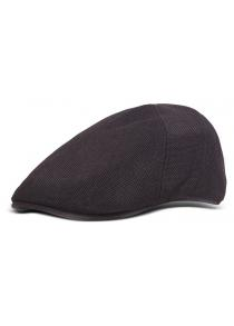 Adjustable Fashion Beret Hat for Men