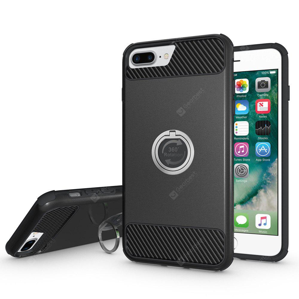 Drop-proof Ring Holder Phone Case for iPhone 7 Plus