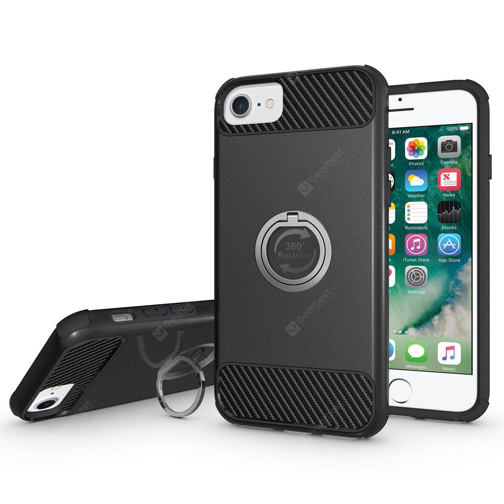 Drop-proof Ring Holder Phone Case for iPhone 7