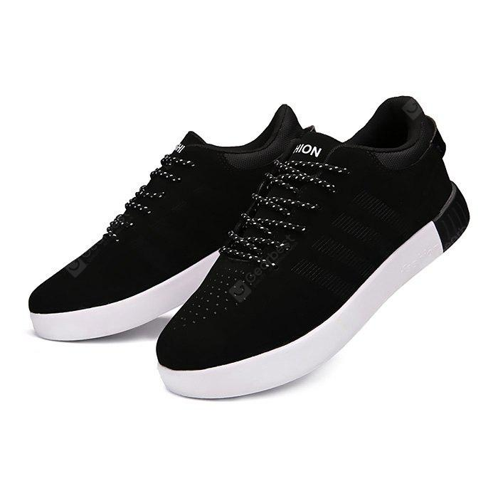 Male Thick Soled Casual Skateboarding Shoes