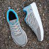 Male Comfortable Soft Light Athletic Shoes - GRAY