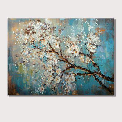 Mintura MT160057 Colorful Abstract Canvas Oil Painting