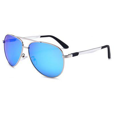 Western Style Full Frame Anti UV Sunglasses for Men