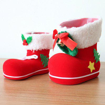 MCYH 2PCS Red Shoes Design Christmas DecorationsChristmas Supplies<br>MCYH 2PCS Red Shoes Design Christmas Decorations<br><br>Brand: MCYH<br>For: All<br>Material: Plastic<br>Package Contents: 1 x Pair of Christmas Decoration<br>Package size (L x W x H): 15.00 x 15.00 x 20.00 cm / 5.91 x 5.91 x 7.87 inches<br>Package weight: 0.2500 kg<br>Product weight: 0.2000 kg<br>Usage: Christmas