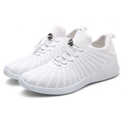 Masculino Wearable Running Casual Sneakers