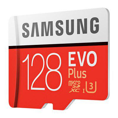 SAMSUNG UHS-3 128GB EVO PLUS MICRO SDXC MEMORY CARD ONLY $45.99 / €35.53 / £34.11 !! 5