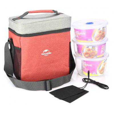 NatureHike Camping Picnic Bag Thermal Coolbag Lunch Pouch