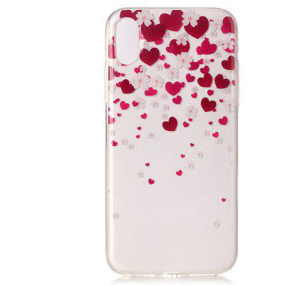 ASLING TPU Phone Case for iPhone X