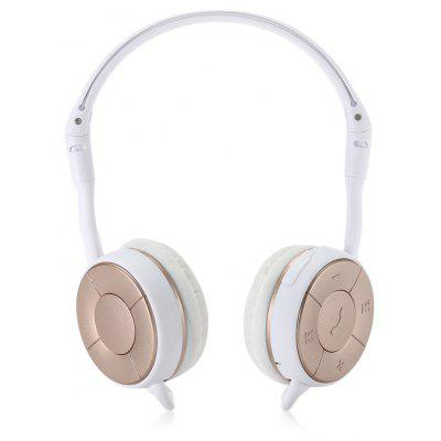BT - 45 Foldable Wireless Stereo Bluetooth Headset with Intelligent Control